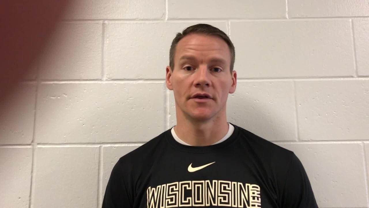 Interview with Wisconsin Herd head coach