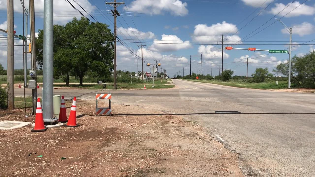 City of Abilene announced Monday, Sept. 17, 2018, that a new flashing-yellow signal will be activated soon at Industrial Boulevard and Maple Street.