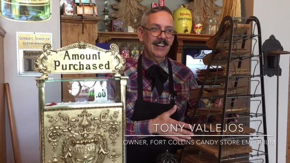 Fort Collins Candy Store Emporium opens
