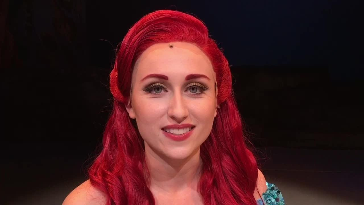 The Historic Cocoa Village Playhouse presents Disney's The Little Mermaid Sept. 21-October 7.