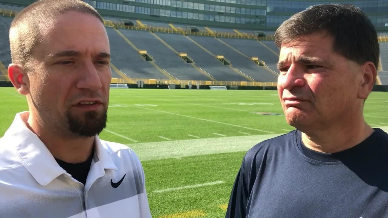 Packers beat writers Jim Owczarski and Tom Silverstein discuss cornerback Kevin King's injury and linebacker Clay Matthews' penalty.