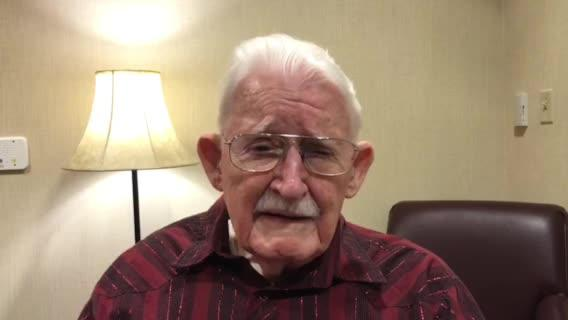 War Chronicles: WWII veteran James Devine recalls his service in the Army's Signal Corps.