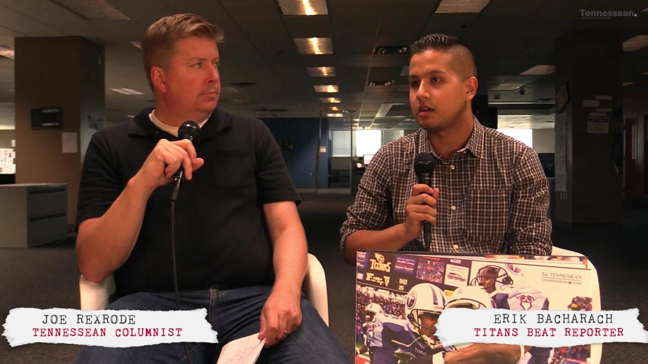 Joe Rexrode and Erik Bacharach answer the latest questions on Marcus Mariota, the Titans crazy win and if they can stop Blake Bortles.