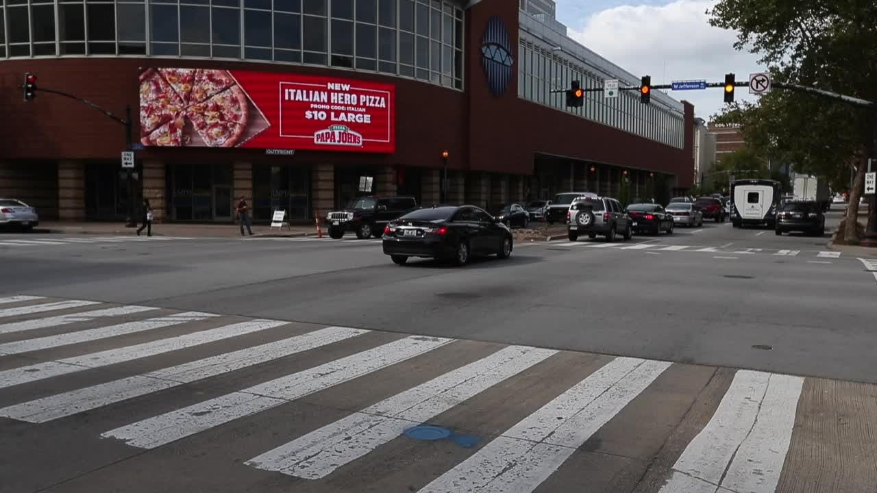 Red lights are just a suggestion to many in Louisville