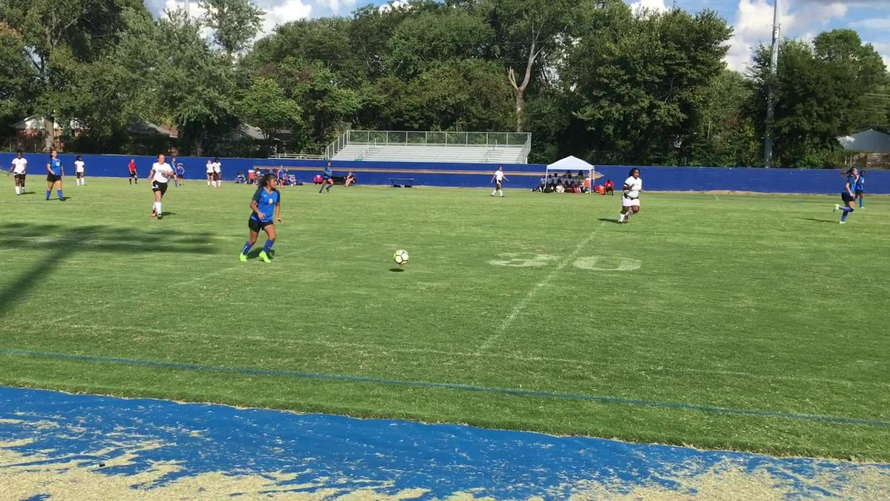Action from North Side's 4-2 victory over South Side on Monday, Sept. 18.