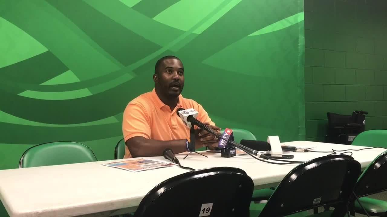 WATCH: FAMU head coach Willie Simmons talks about the lessons learned from Jackson State. He also discusses the MEAC opener with Savannah State.