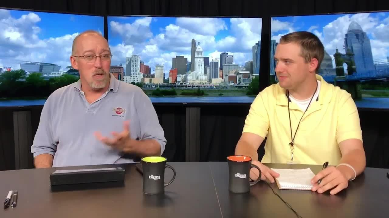 WATCH: Ohio, NKY football predictions Sept. 18