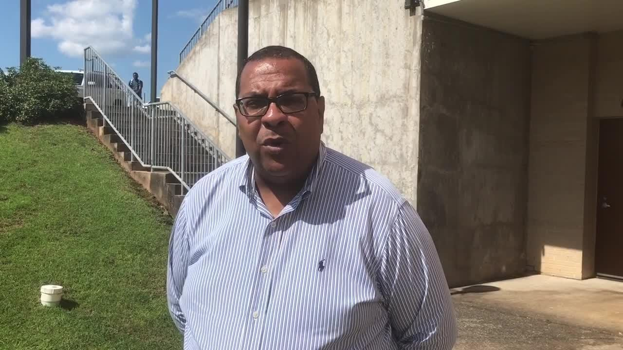 WATCH: FAMU deputy AD Keith Miles explains the department's decision to push back the kickoff time for the Savannah State from 4 to 6 p.m.