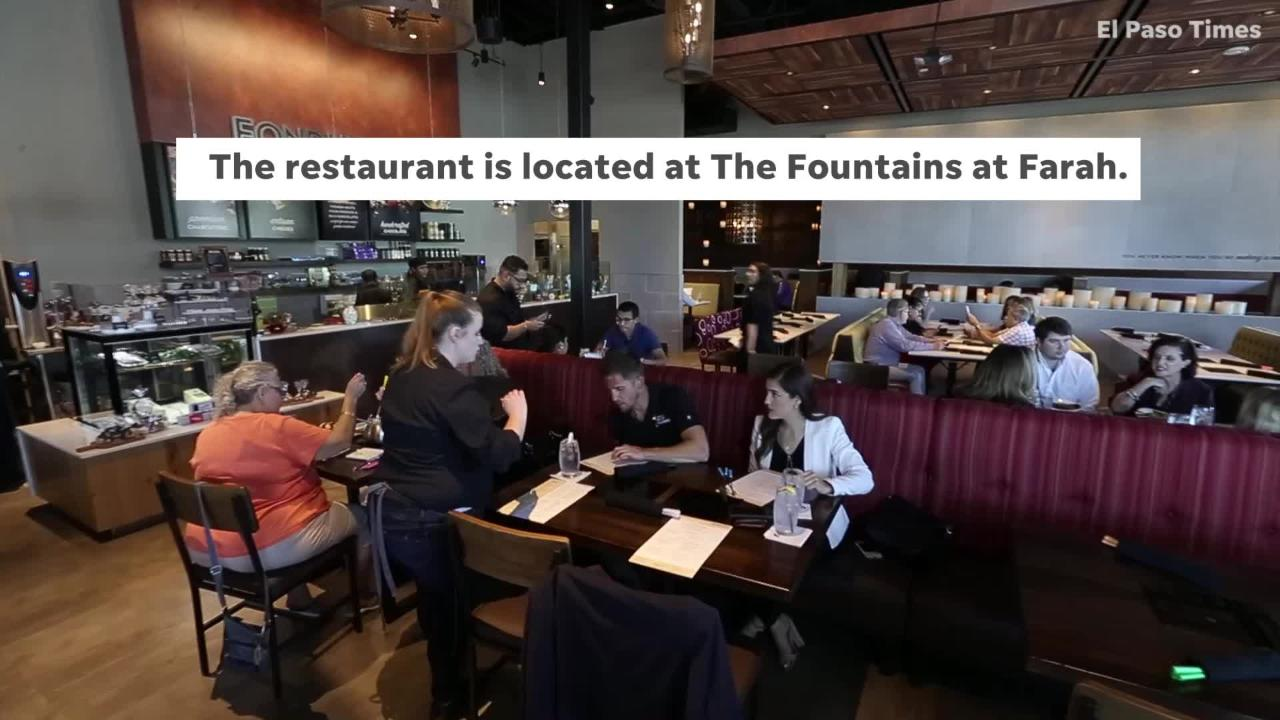 The Melting Pot Opens Their First El Paso Location