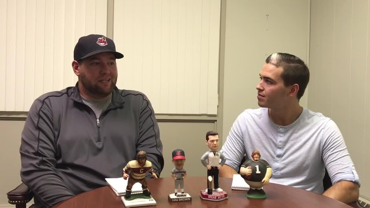 Zack Holden (TF) & Jake Furr (NJ) preview Crawford at Wynford, Maple Heights at Mansfield Sr., Wooster at Lex, Centennial at Lucas, and much more.