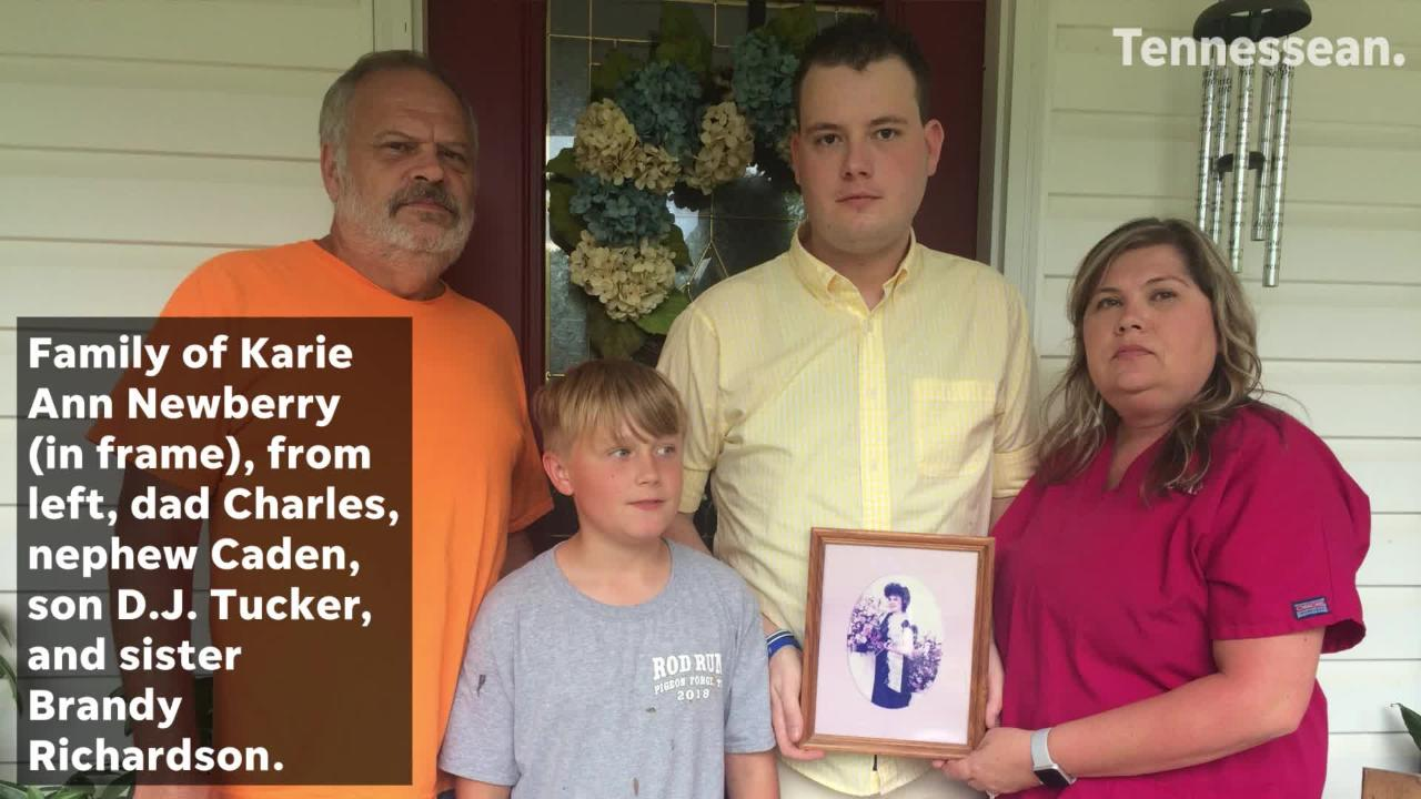 The family of Karie Ann Newberry says James Spann, the man who murdered her 25 years ago still belongs in prison. He's eligible for parole Thursday.