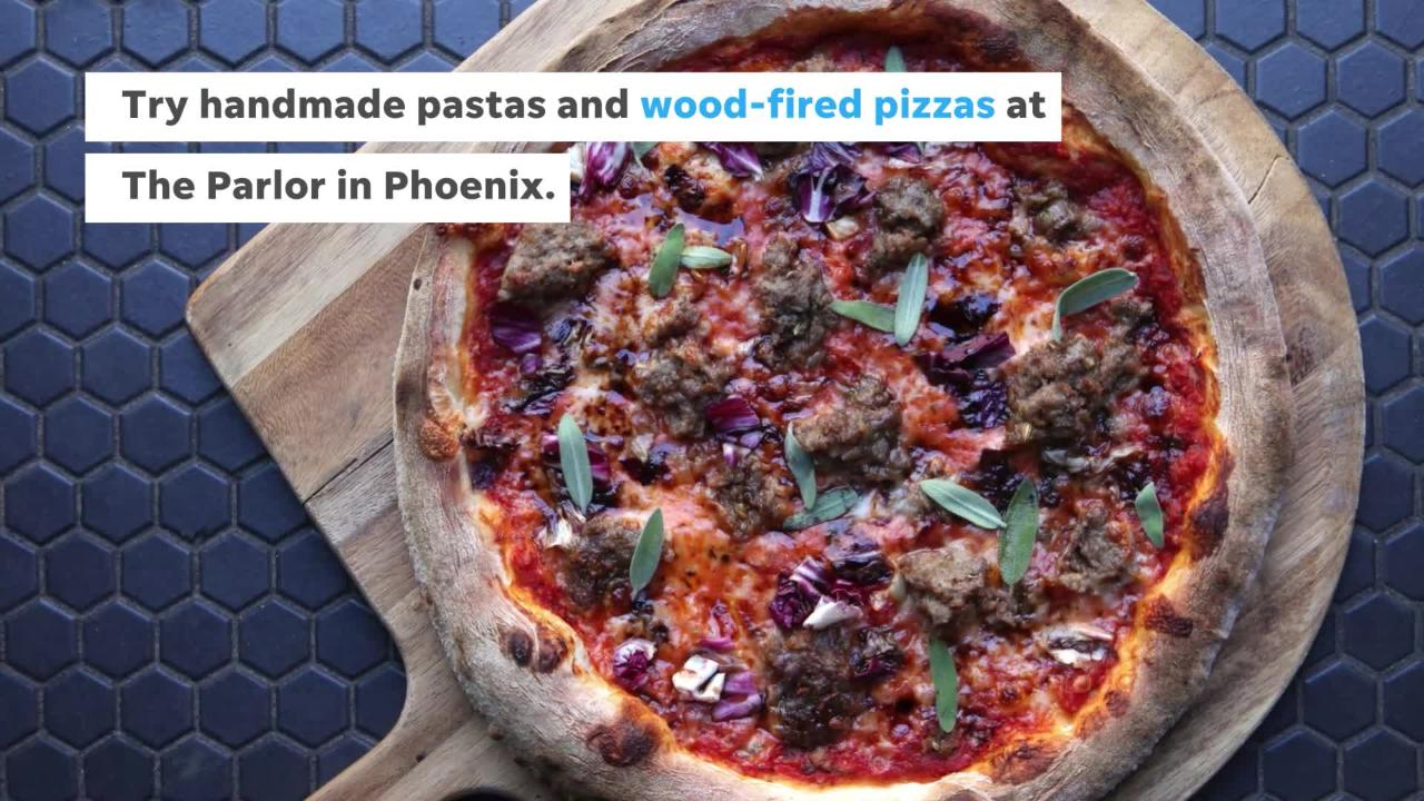 Three-course meals for $33 or $44 per person are yours at 100+ restaurants during Arizona Restaurant Week, Sept. 21-30. These are our favorites.