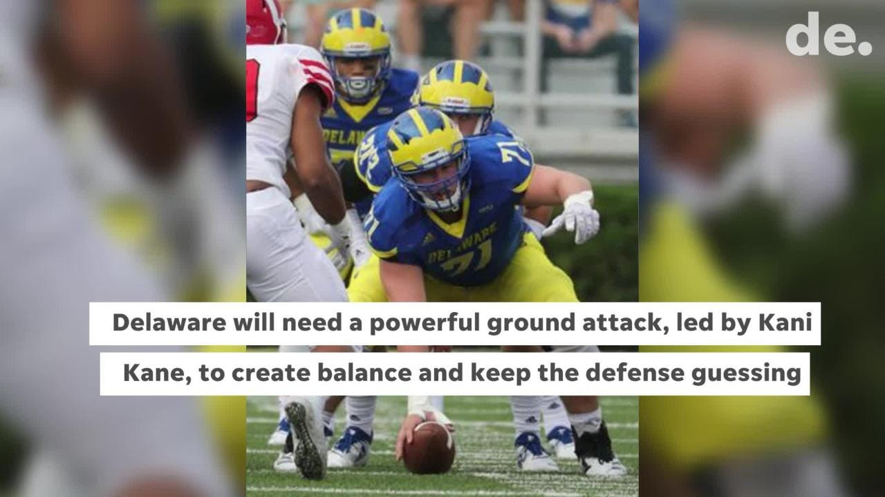 Delaware visits No. 1-ranked North Dakota State in one of the biggest challenges in its football history