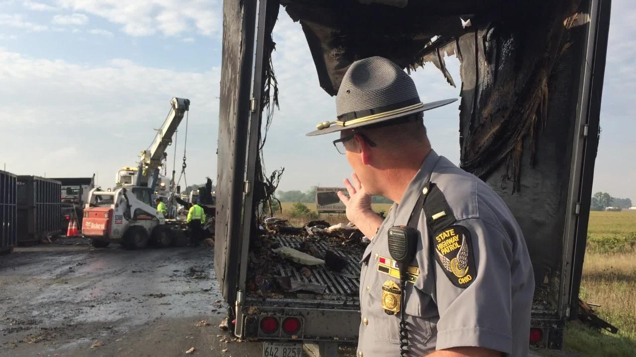 A Marion woman was killed in a crash on US 23 on Sept. 19, 2018.