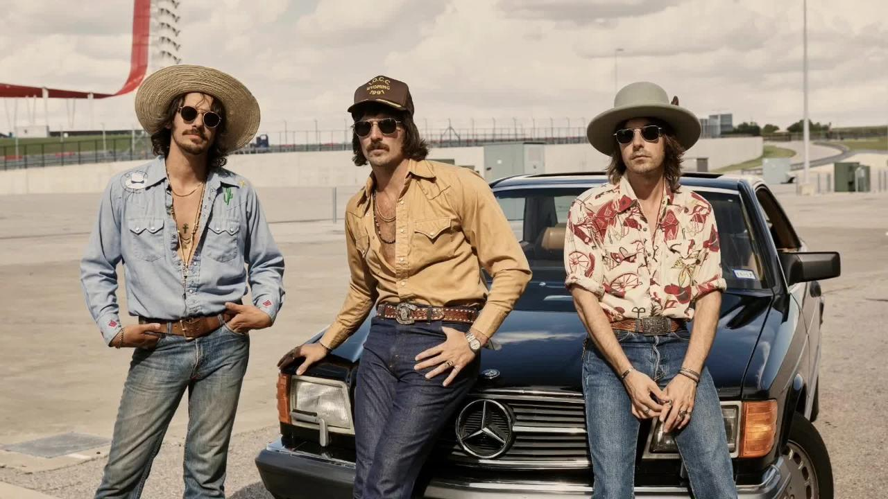 Midland's Cameron Duddy talks about the band's anthem, 'Check Cashin' Country.' The trio plays Island Hopper Songwriter Fest on Sunday, Sept. 30.