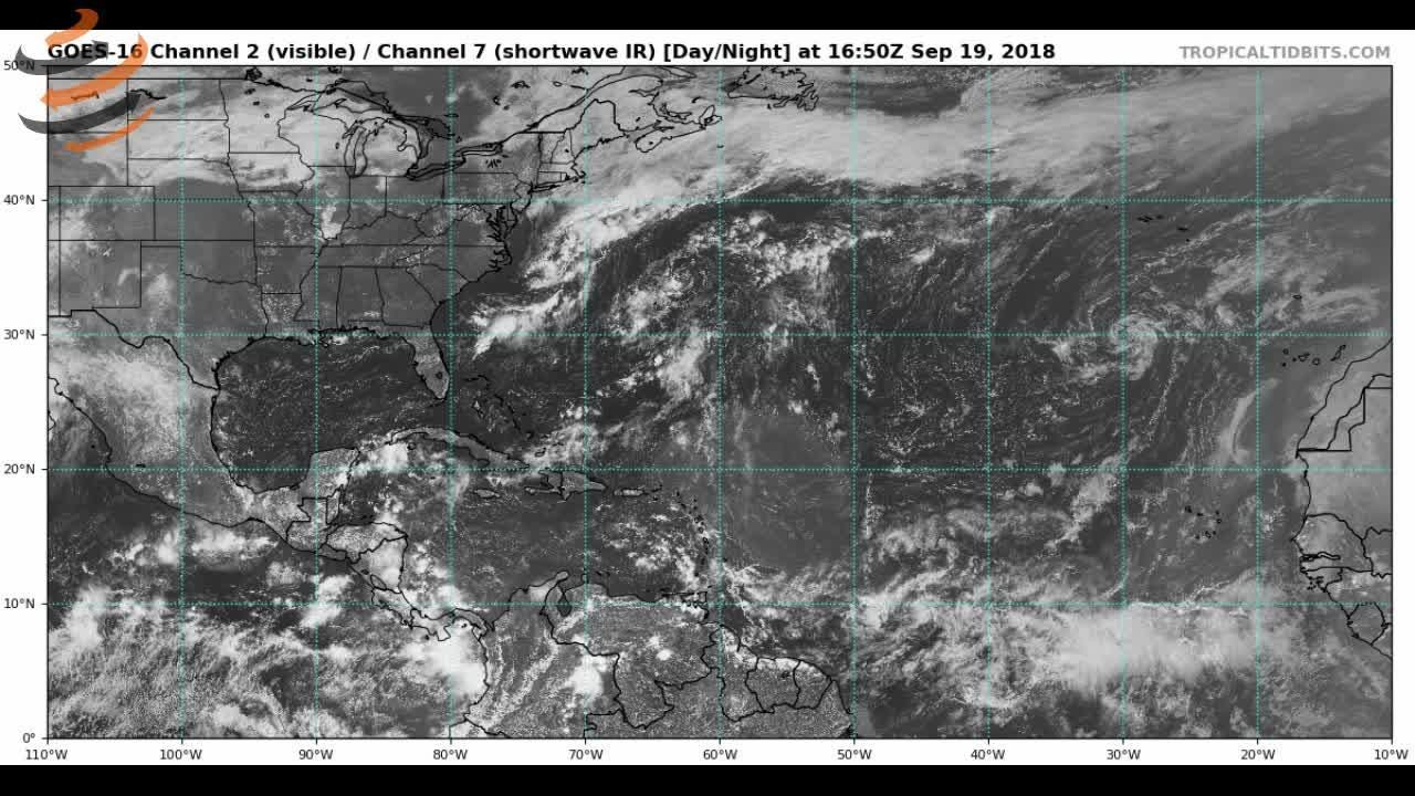 WeatherTiger Weekly Hurricane Video Forecast