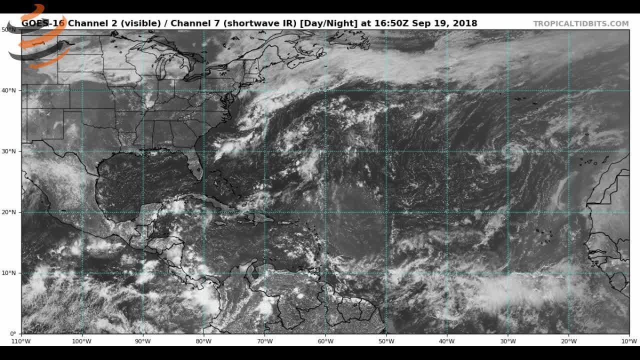 The new WeatherTiger Weekly Hurricane Video Forecast