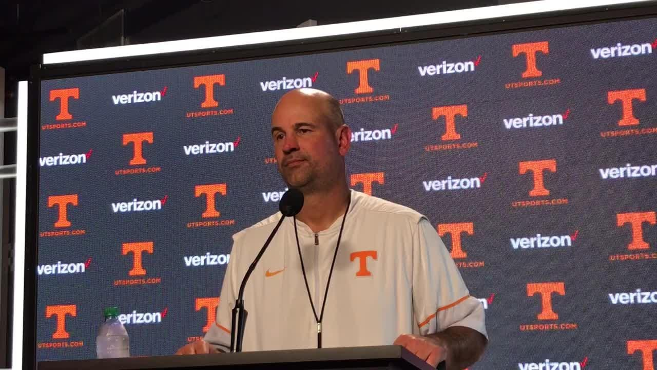 Tennessee coach Jeremy Pruitt expects Saturday's game against Florida to be like any other game for UT.