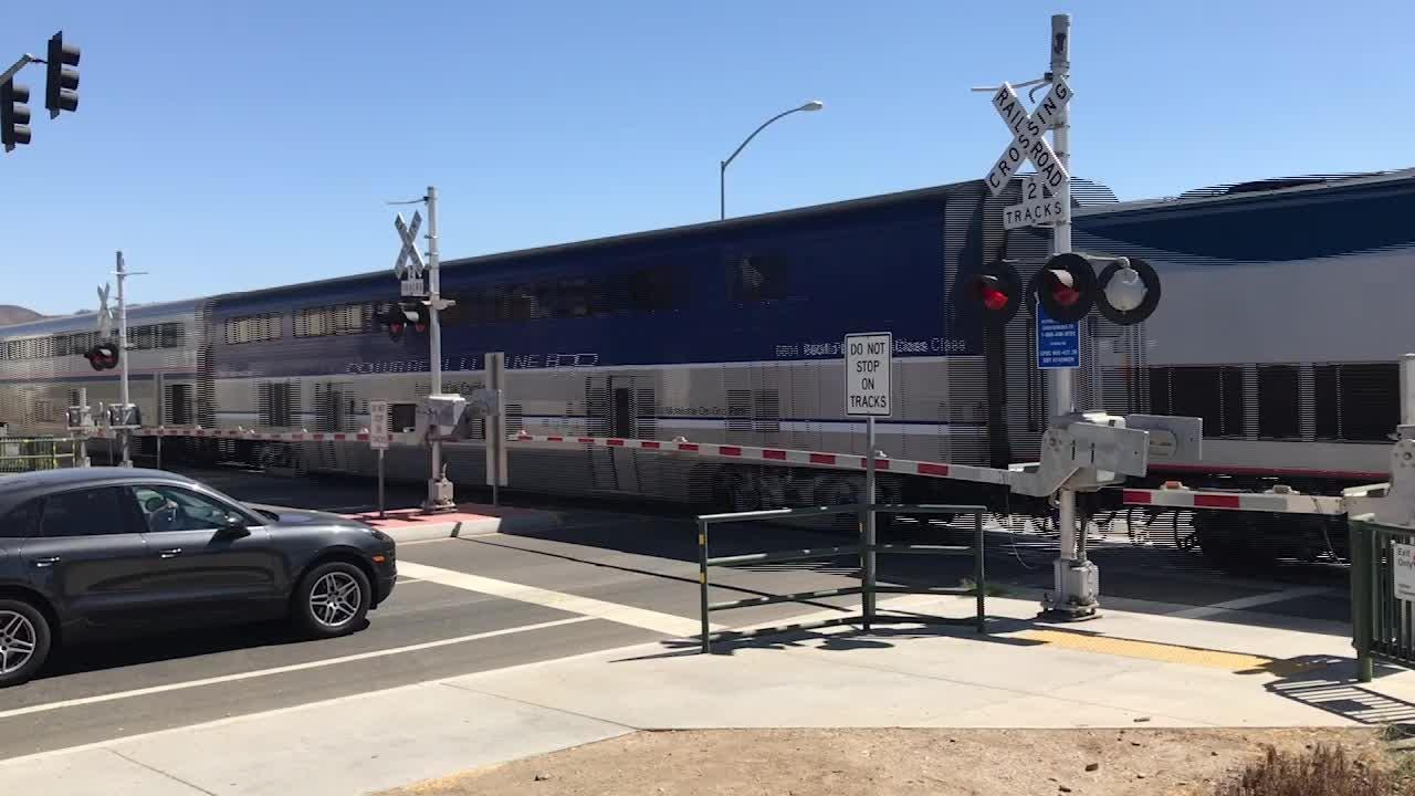 moorpark railroad crossing receives upgrade