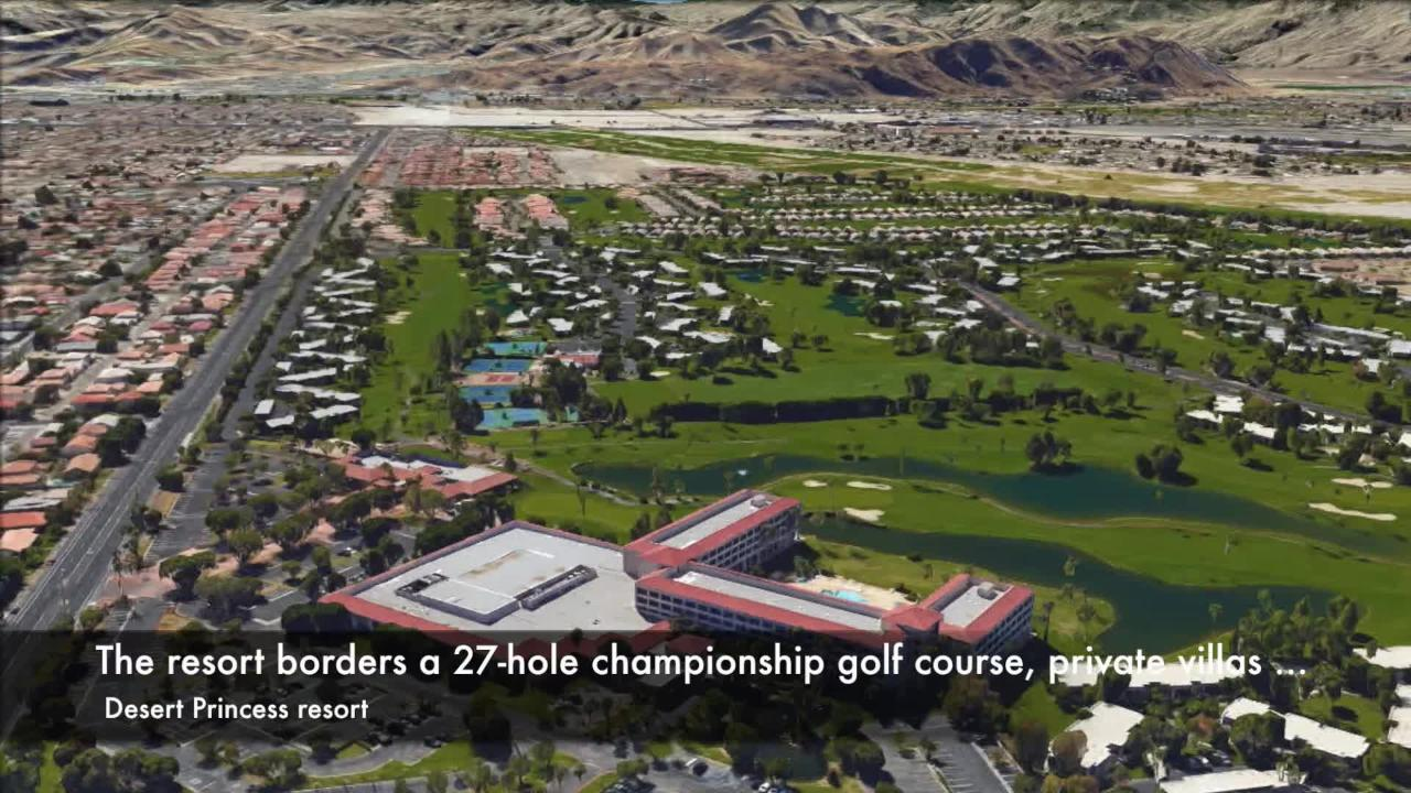 Tour golf courses and resorts frequented by UAW officials in Palm Springs, Calif., where the union has spent more than $1 million in recent years.
