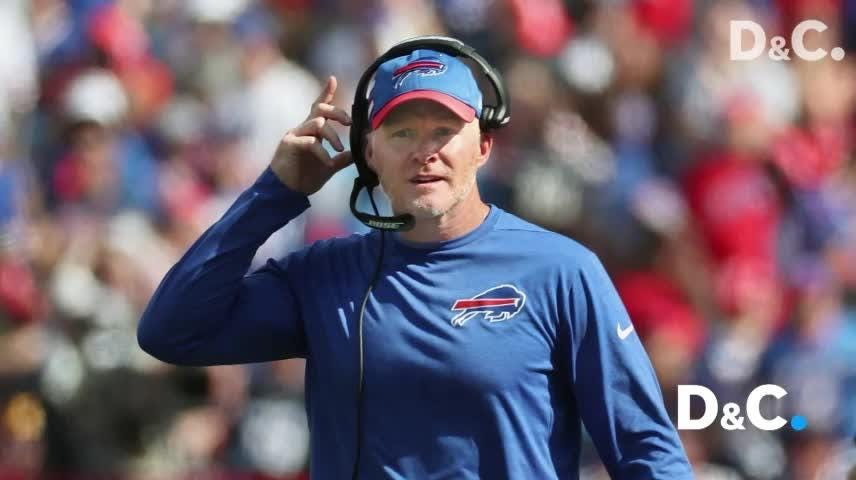 Sal Maiorana and Leo Roth talk about Sean McDermott's micromanagement of the Bills.