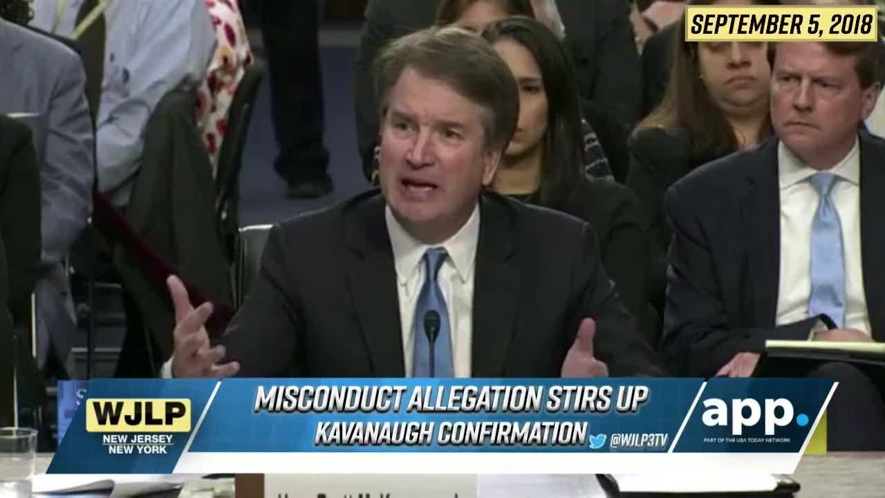 Senator Grassley sets deadline for Kavanaugh testimony; Police seek pair in USS Ling theft