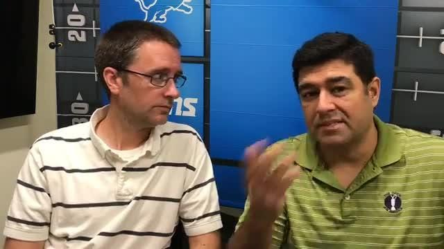 Free Press sports writers Dave Birkett and Carlos Monarrez preview the Detroit Lions' game against the New England Patriots.