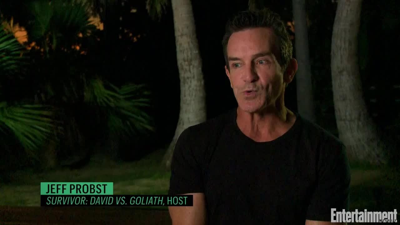 Check out Jeff Probst's reason No. 3
