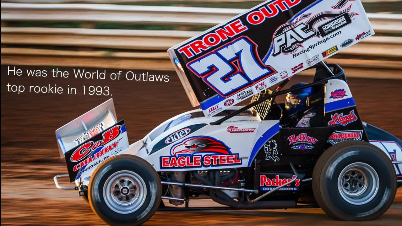 Greg Hodnett, who died Sept. 20 in a crash at BAPS Motor Speedway, had a prolific career as a sprint car driver in Pennsylvania.