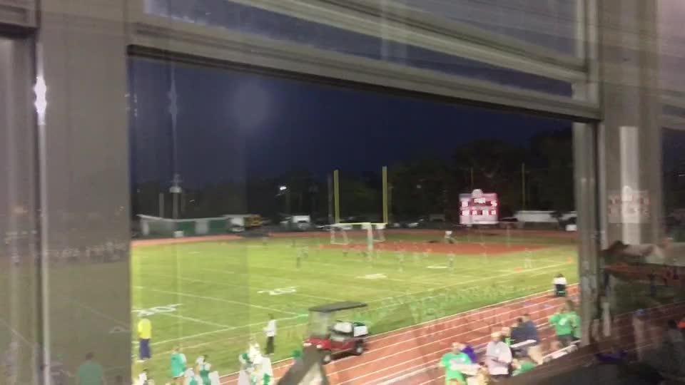 NJ football: Freehold leads Brick at halftime 8-7