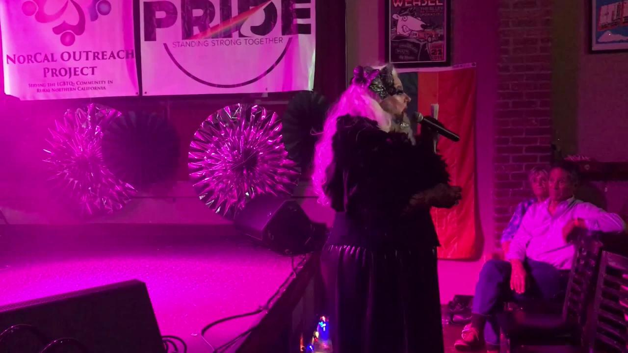 Highlights from the drag show at The Dip on July 21, 2018.