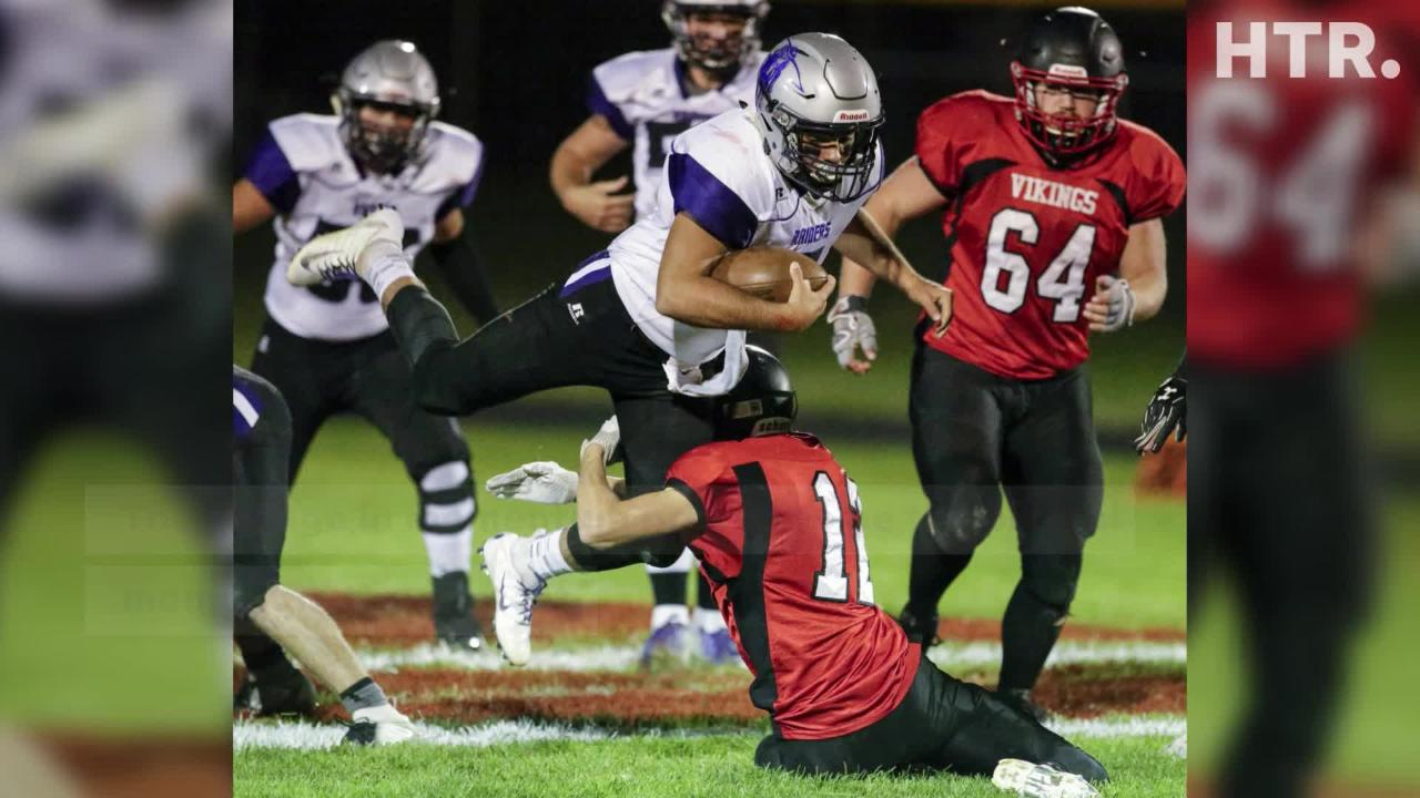High school football video: Surprise onside kick sparks Kiel rout over Valders