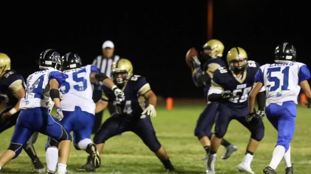 Desert Hot Springs hosts Cathedral City football