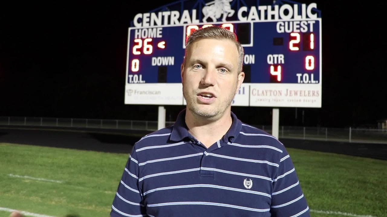 Reaction: Central Catholic 26, Rensselaer 21