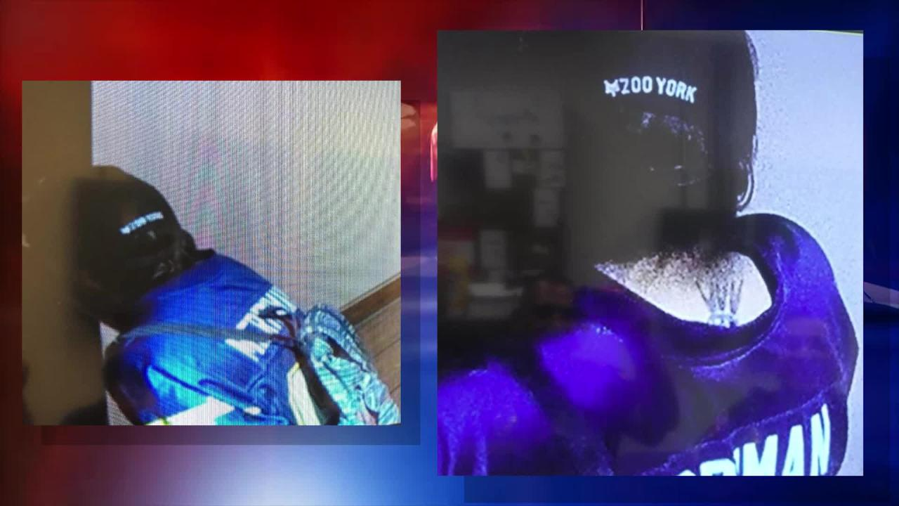 Woman sought in Aug. 28 burglary of Moe's and Schlotzsky's Deli