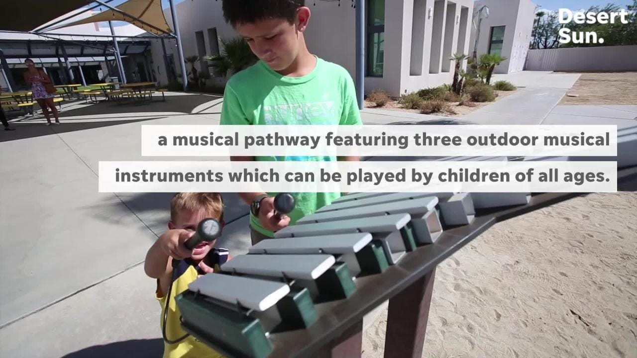 Children's Discovery Museum opens new interactive music exhibit.