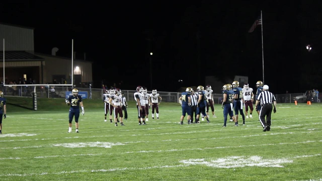 Warriors win against rivals the Tularosa Wildcats during homecoming Sept.21
