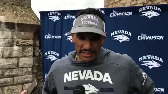 Nevada head coach Jay Norvell breaks down Nevada's loss at Toledo.