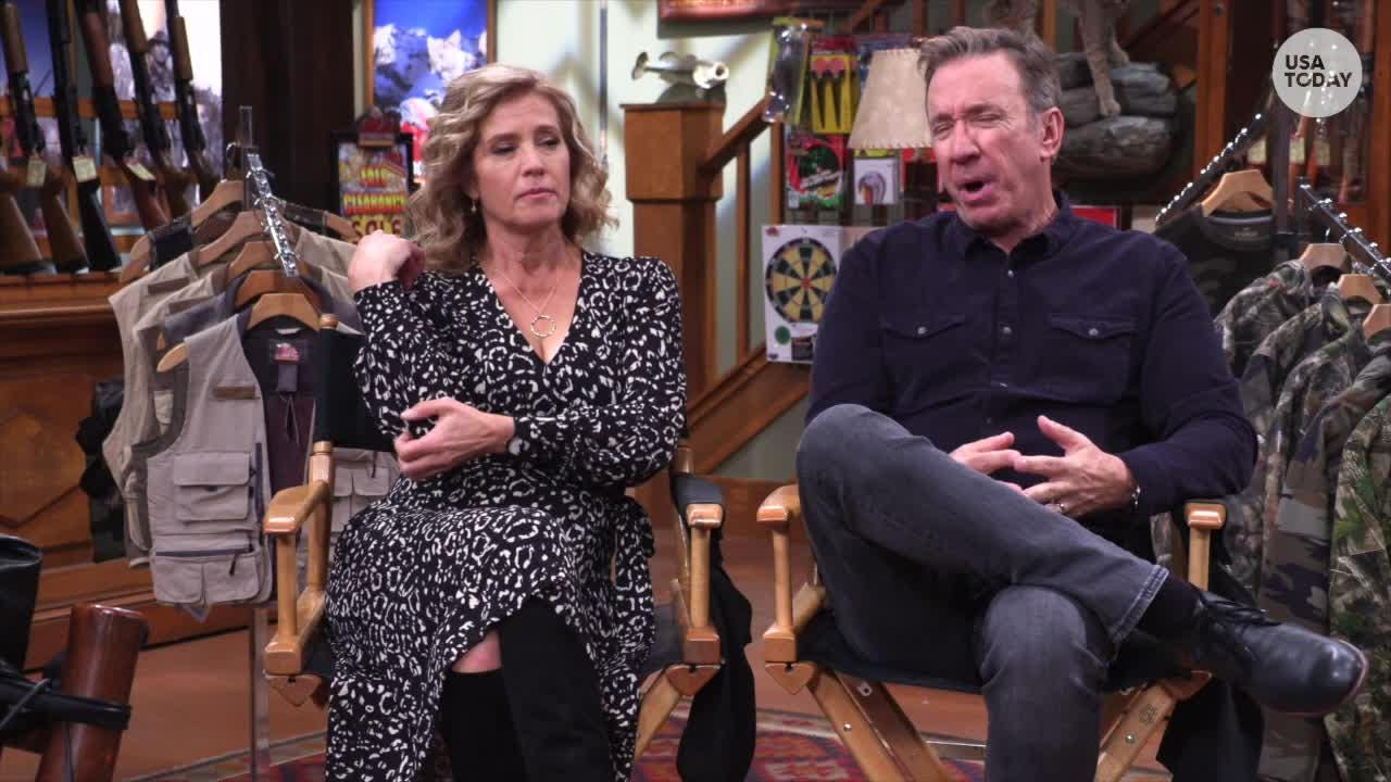 Stars say 'Last Man Standing' politics is about family, not Trump