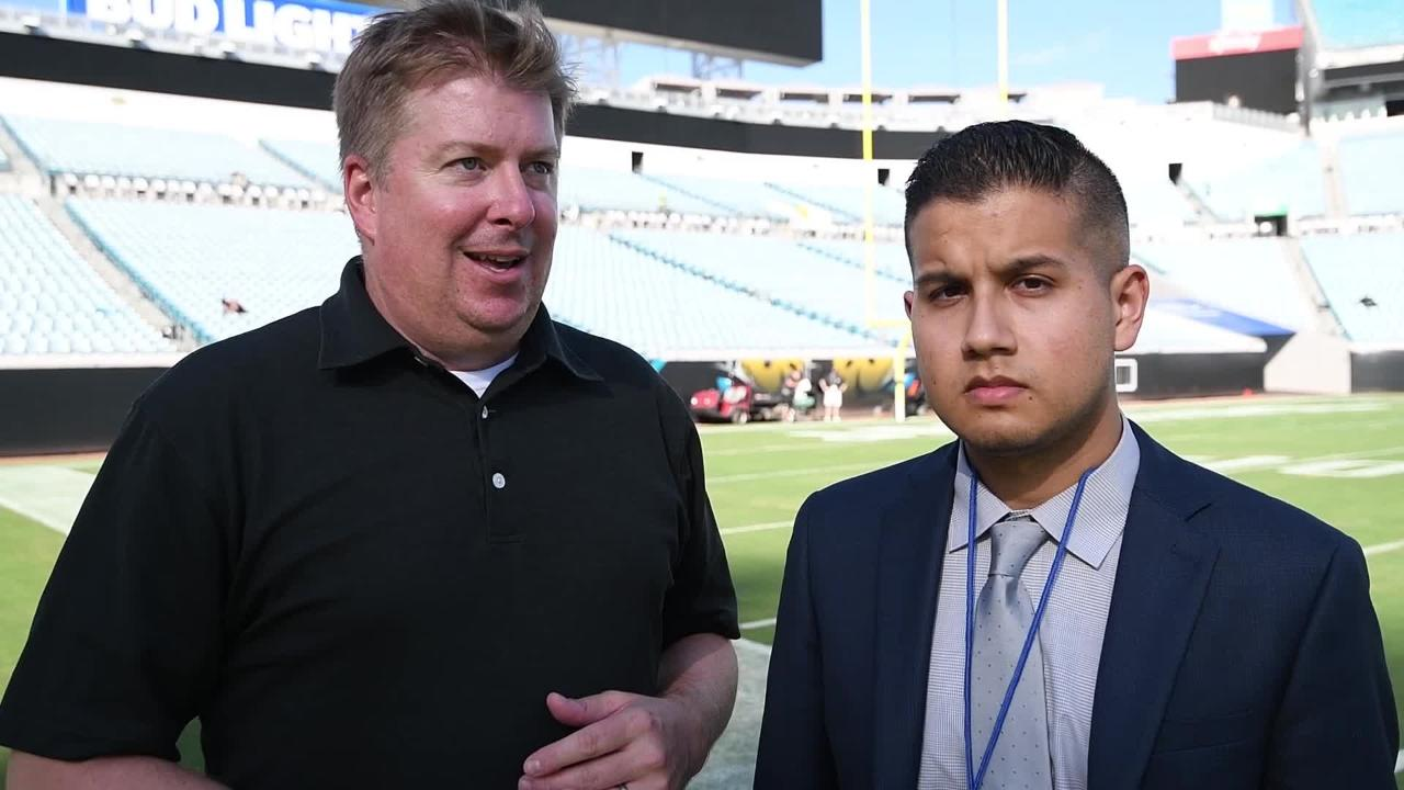 Tennessean writers Joe Rexrode and Erik Bacharach break down the Titans' 9-6 win over the Jacksonville Jaguars at TIAA Bank Field
