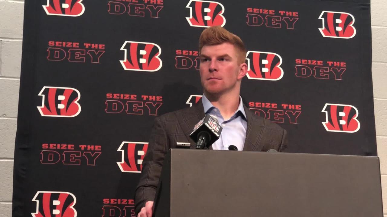 Cincinnati Bengals 2018 NFL Week 4  Marvin Lewis talks about John Ross eb38a00fc