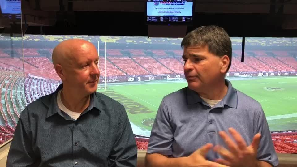 Pete Dougherty and Tom Silverstein ponder whether lack of practice factored into Sunday's loss to Washington.