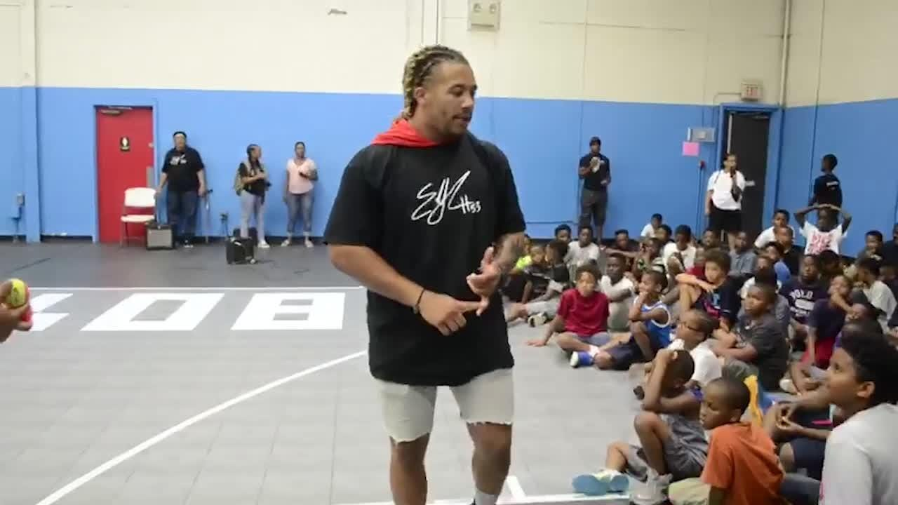 Mind Time and Grind - Edwin Jackson's inspirational speech