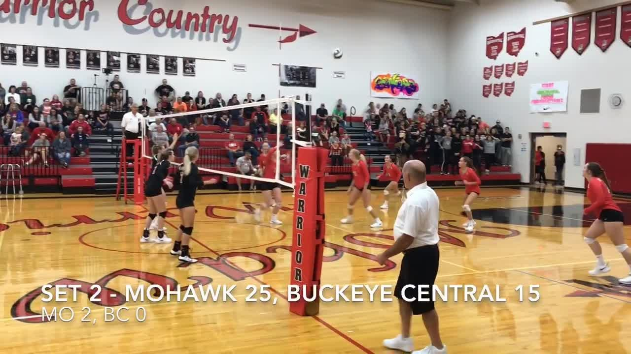 Mohawk handed Buckeye Central its first league loss in nearly three years.