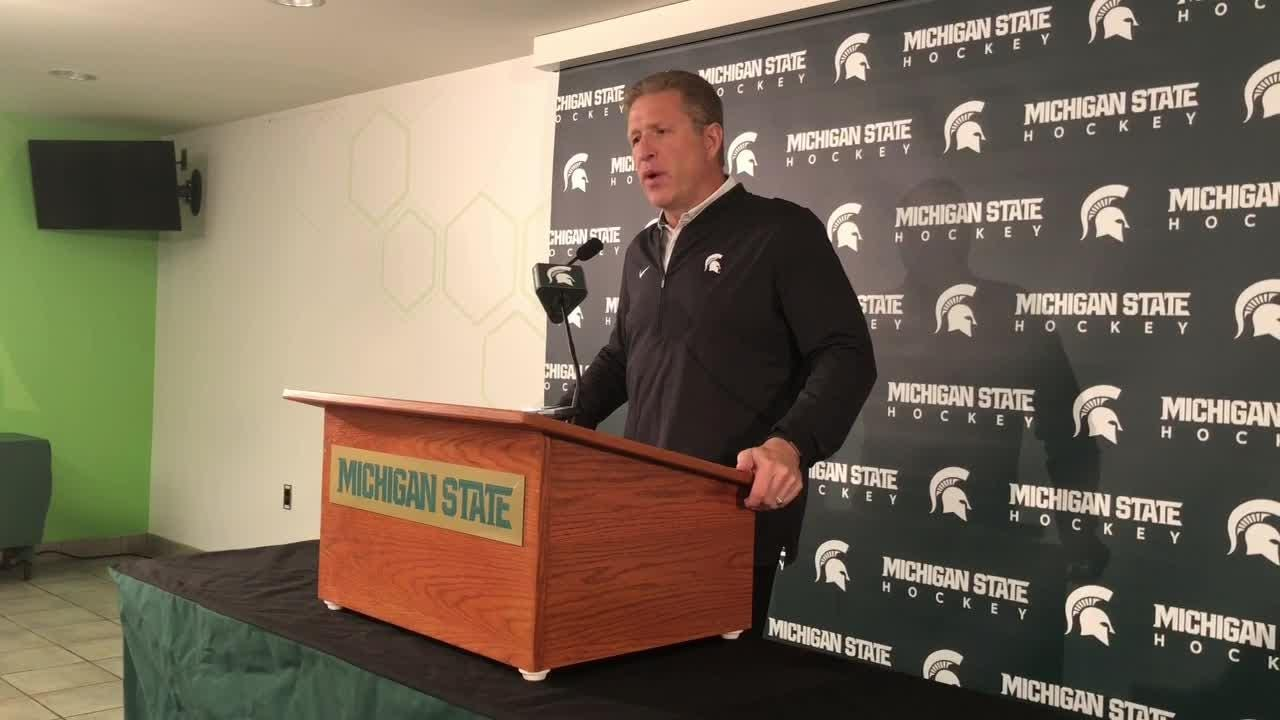 MSU hockey coach Danton Cole explains how he expects things to be different in Year 2.
