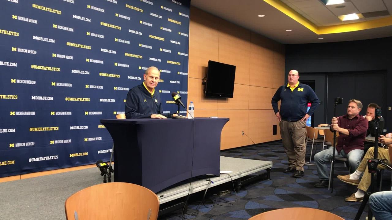 University of Michigan basketball coach John Beilein talks about his double-bypass heart surgery and the upcoming season.