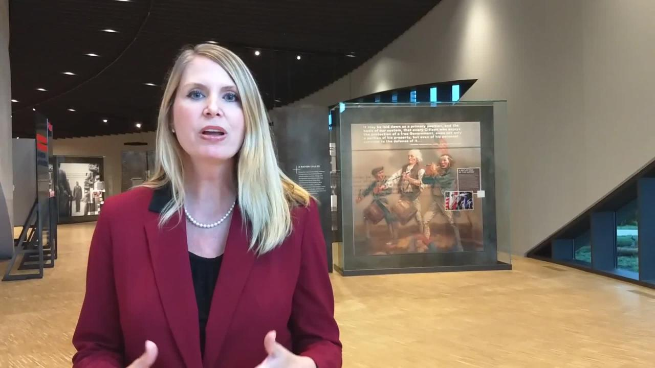 National Veterans Memorial and Museum to open next month
