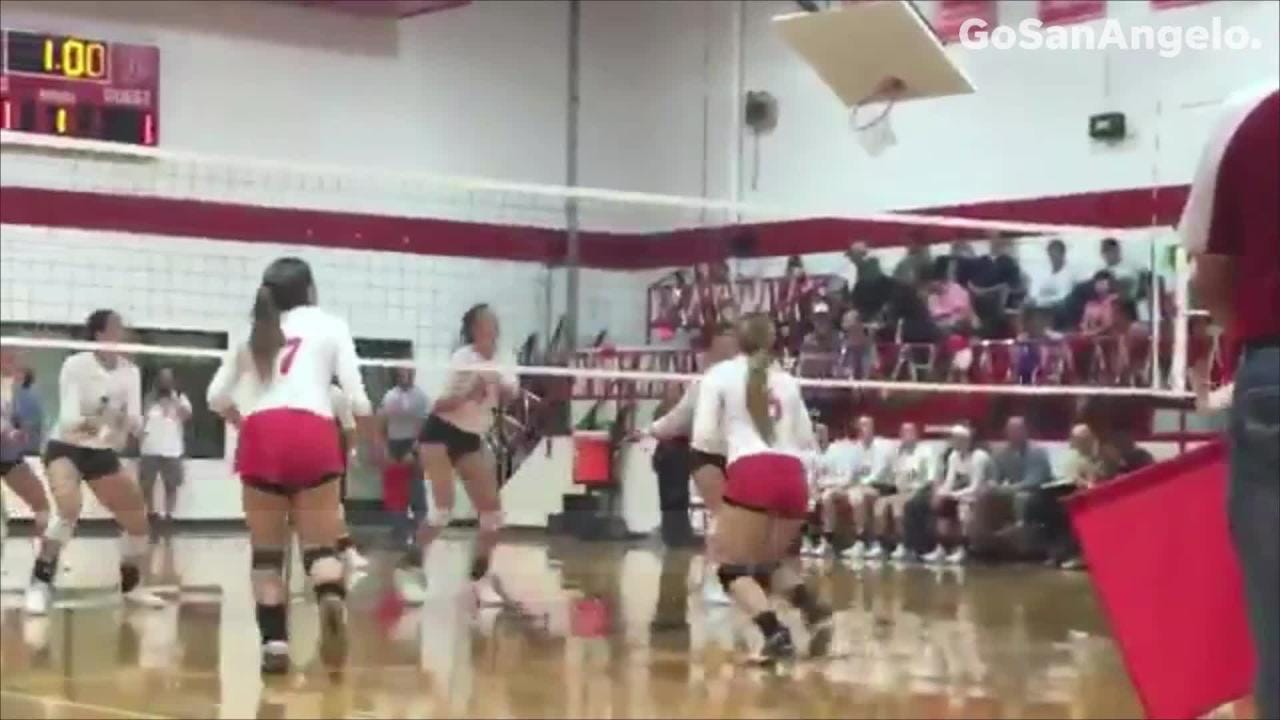 Water Valley traveled to Miles Tuesday for a District 7-2A volleyball match; here are the highlights