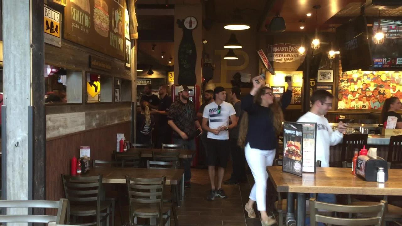 See inside new Primanti Bros. restaurant in Hershey