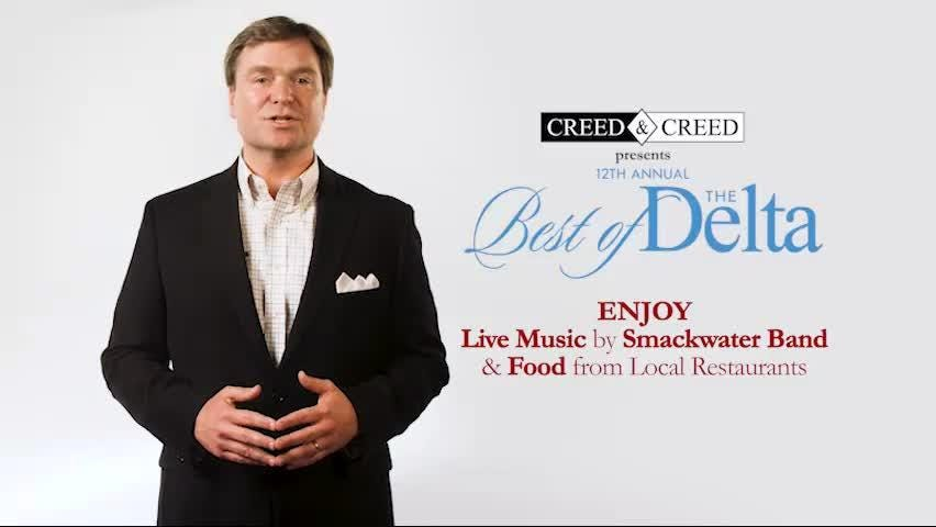 Christian Creed promotes the Best of the Delta